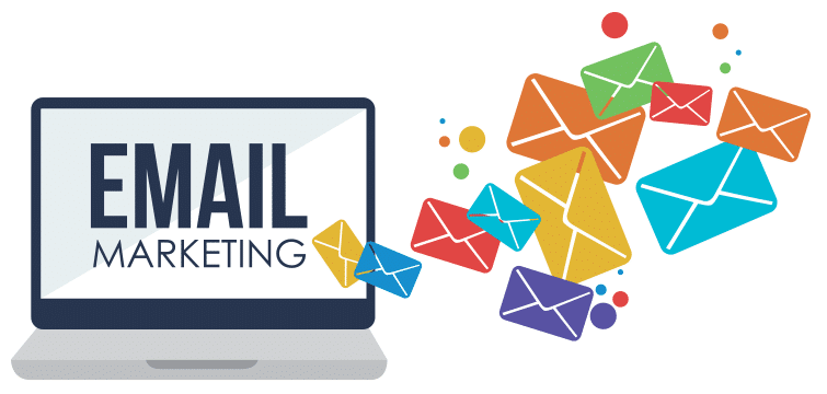 email la mot cong cu huu ich de lam marketing du lich