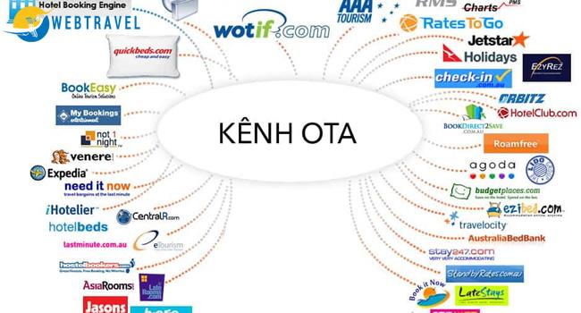 Hình thức quảng cáo du lịch qua đại lý du lịch OTA