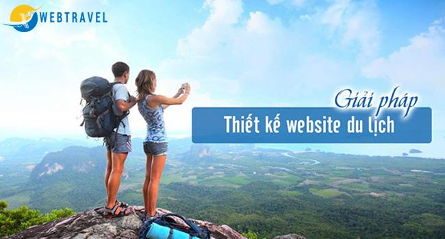 Thiết kế web du lịch cần lưu ý điều gì