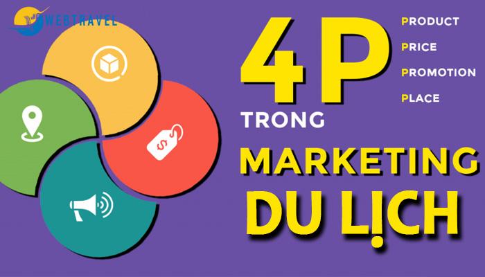 4P trong marketing du lịch