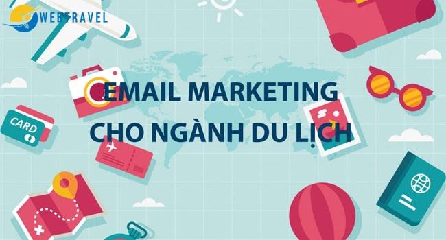 Chiến lược Email Marketing cho sản phẩm du lịch mới