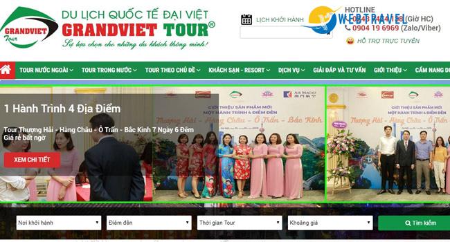 Các công ty du lịch uy tín tại Hà Nội