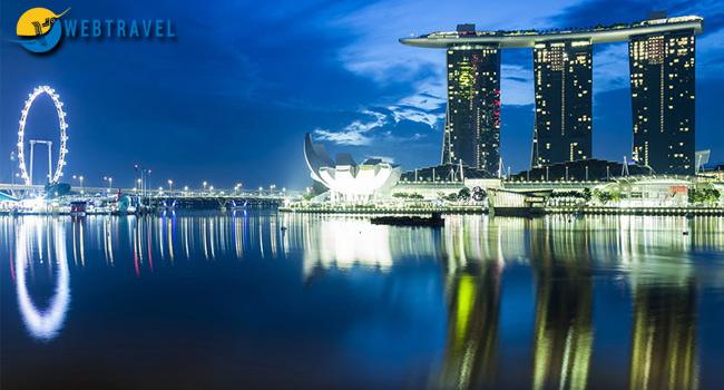 Địa điểm du lịch outbound Singapore
