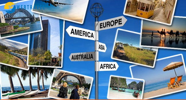 Khái niệm du lịch là gì