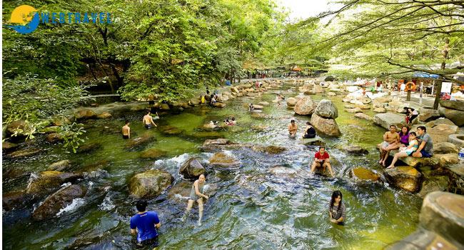 phương án kinh doanh du lịch sinh thái