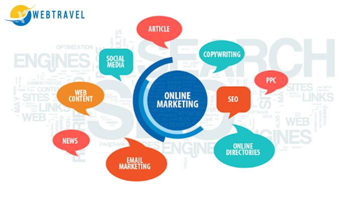 Kinh nghiệm marketing online trong du lịch