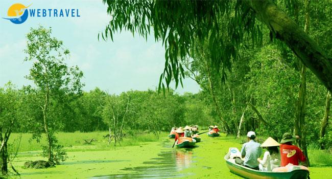Loại hình sản phẩm du lịch sinh thái