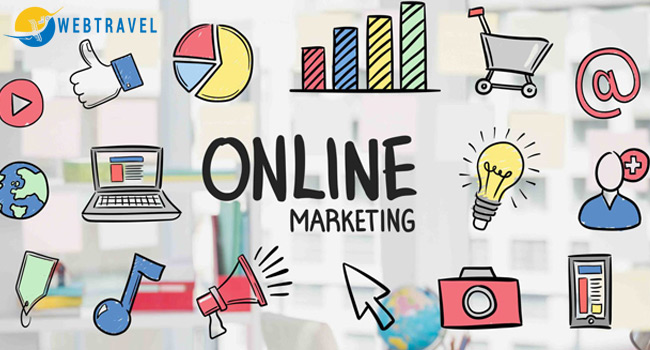 Marketing online trong du lịch