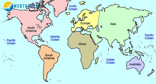Tâm lý khách du lịch theo châu lục