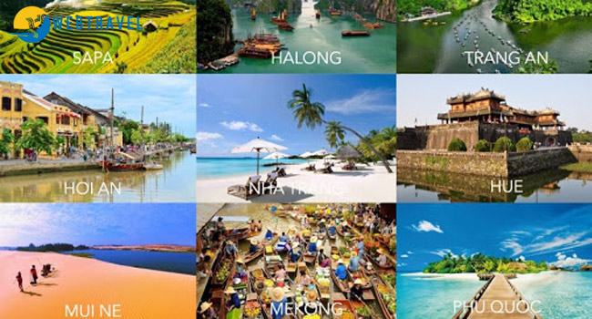 Tiềm năng du lịch việt nam hiện nay