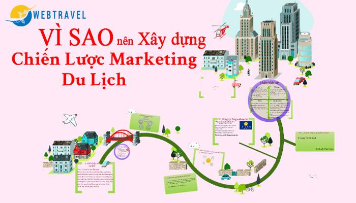 Xây dựng chiến lược marketing du lịch