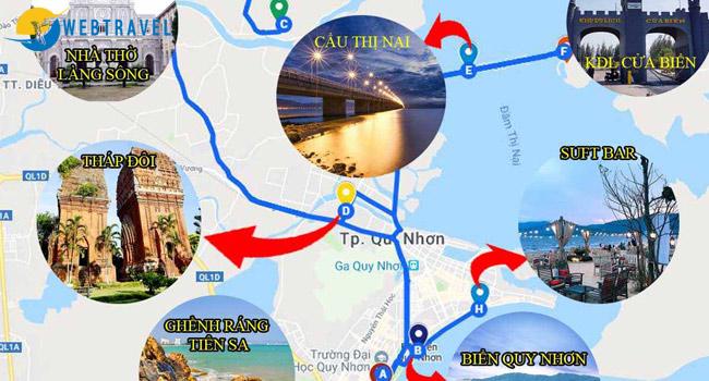 Thiết kế tour du lịch