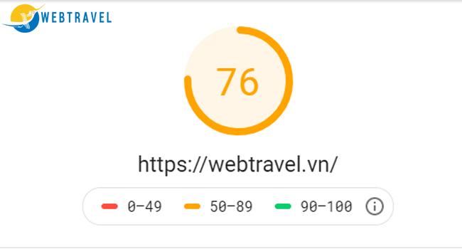 Xây dựng website du lịch đẹp, chuẩn seo